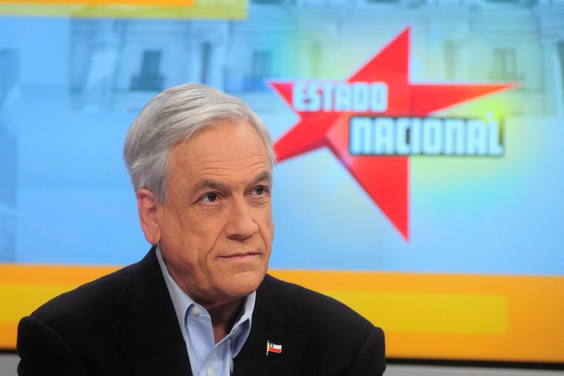 Piñera pone condiciones para ser mediador en negociación parlamentaria de Chile Vamos