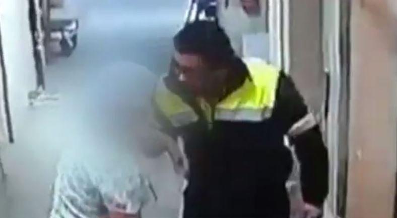 VIDEO | Brutal registro de agresión intrafamiliar en Clínica Valparaíso conmociona a Chile