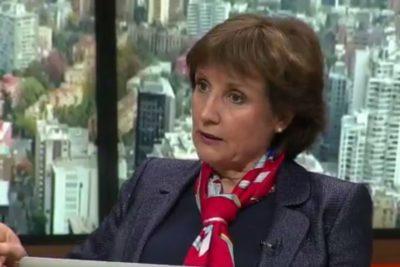 VIDEO   El comentario de Pilar Molina sobre Frei Montalva que enfureció a la DC
