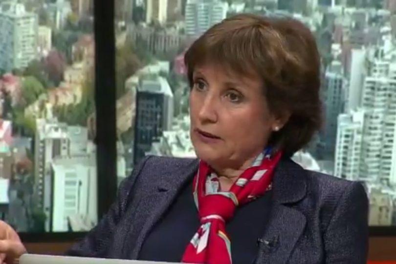 VIDEO | El comentario de Pilar Molina sobre Frei Montalva que enfureció a la DC
