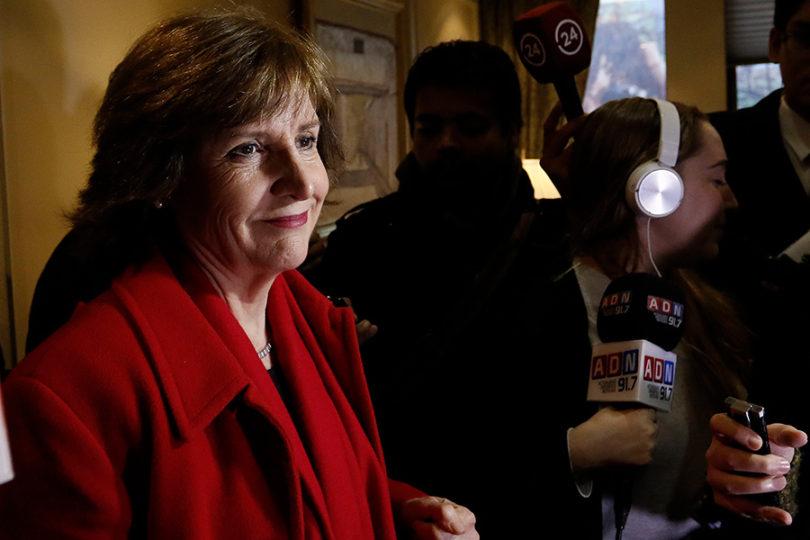 Las frases y la explicación de Pilar Molina al informar de su renuncia a En Buen Chileno