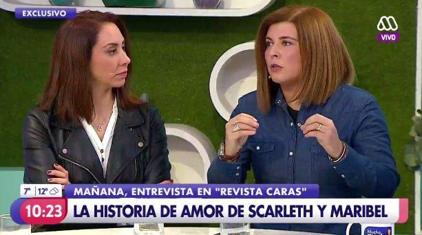 VIDEO | Scarleth Cárdenas se emociona hasta las lágrimas al contar detalles de su relación