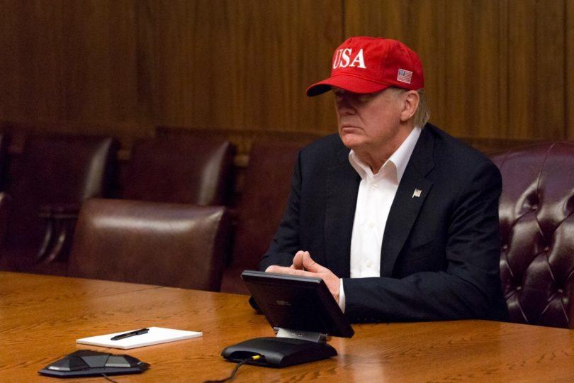 Trump en caída libre: sólo un 16% aprueba su comportamiento como Presidente