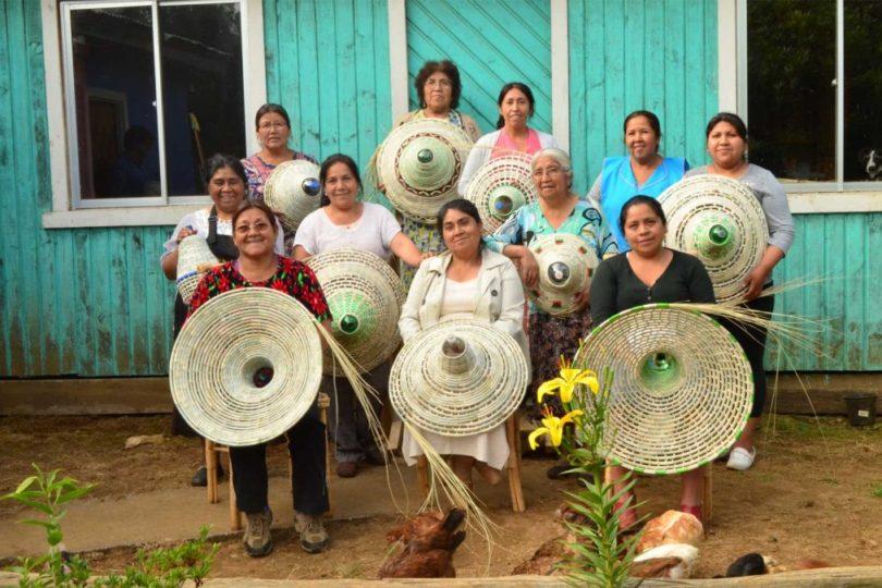 Artesanía en ñocha: un legado que resurge con fuerza