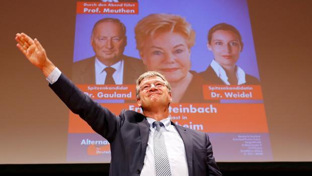 El ascenso de la extrema derecha en Europa