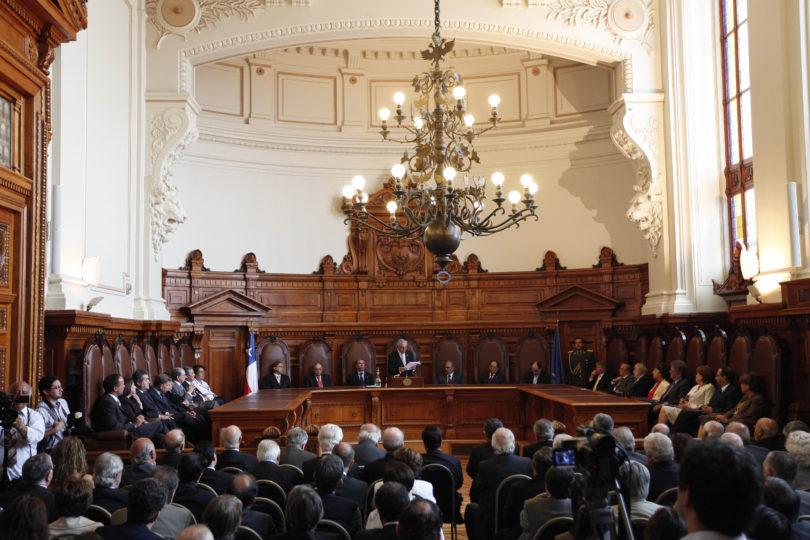 ¿Cuántos jueces con discapacidad hay en Chile?