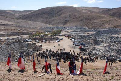 """Justicia ordena la disolución de la Fundación Los 33 de Atacama y acusan """"manos negras"""""""