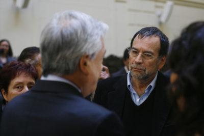 """Nelson Ávila dispara a camioneros por cercanía con Piñera y recuerda que hicieron """"la pega a Pinochet"""""""