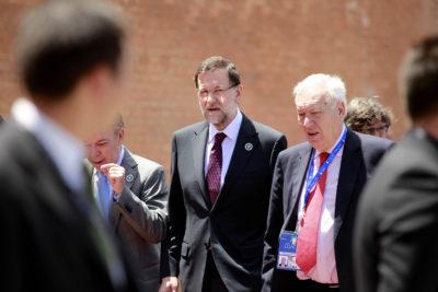 Rajoy cierra la puerta a referéndum separatista de Cataluña