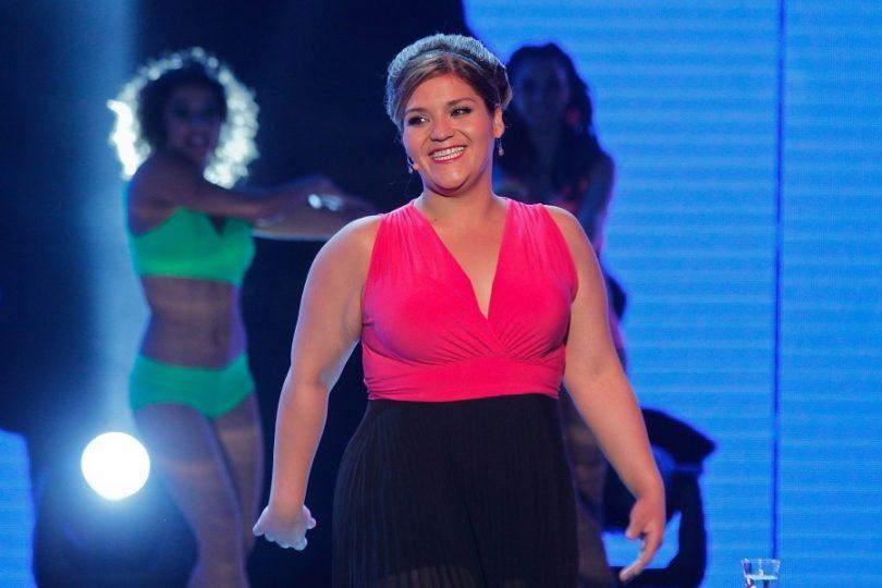 """Ex """"Rojo"""" Katherine Orellana fue formalizada por violencia intrafamiliar"""