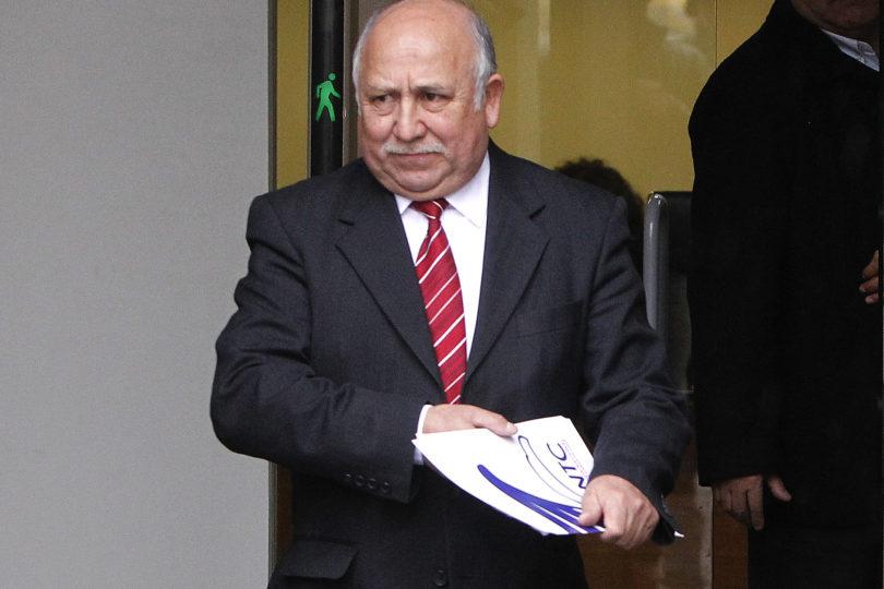 """Presidente de Camioneros del Sur: """"El señor Mahmud Aleuy miente, no hay ningún acuerdo"""""""