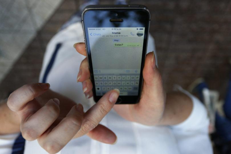 Sismólogos destruyen audio de WhatsApp que causa pánico con predicción de terremoto