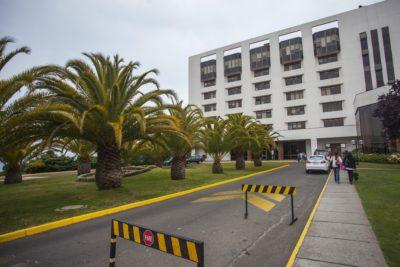 Oficial de la Armada se suicidó en el Hospital Naval de Viña del Mar