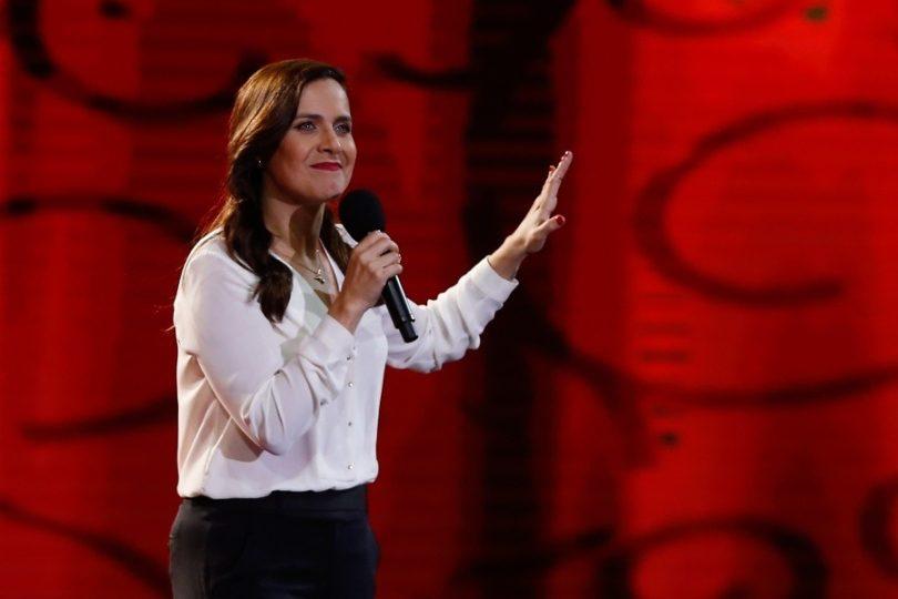 """Natalia Valdebenito le dedica un par de palabras al Mucho Gusto por abusos en Sábado Gigante: """"¡Le tienen miedo a Don Francisco!"""""""