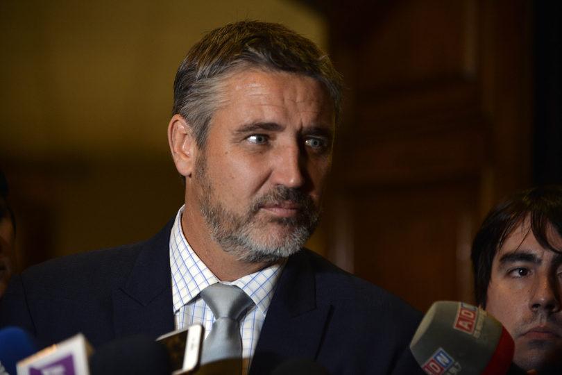 """Fulvio Rossi y eventual desafuero: """"En un tribunal independiente podré demostrar mi inocencia"""""""