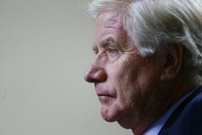 Jaime Ravinet respalda carta de ex miembros de las FF.AA. que criticaron a la justicia por casos de DD.HH.