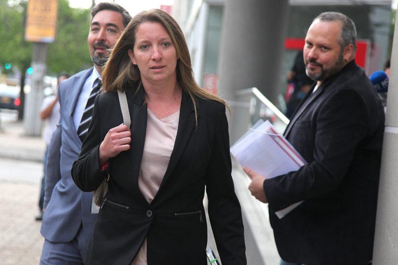 Caval: Natalia Compagnon cumpliría su pena en libertad de ser encontrada culpable