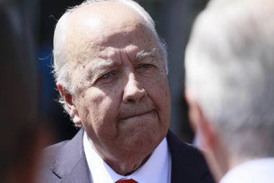 VIDEO |La respuesta del ex comandante Arancibia cuando Paulsen le preguntó por el asesinato del cura Woodward