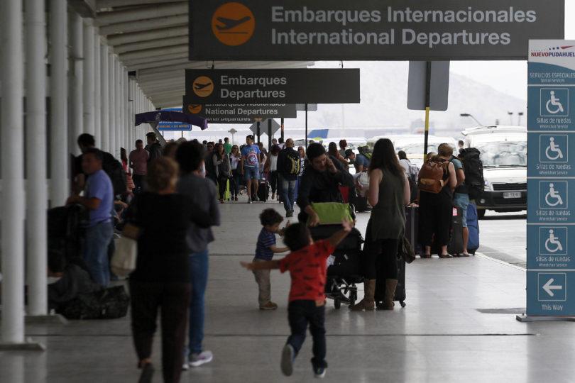 Transantiago tendrá recorrido directo al aeropuerto