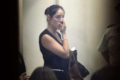 Secta Colliguay: la descontrolada reacción de Natalia Guerra en cárcel de San Joaquín