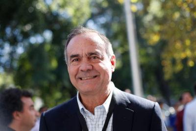 """Ignacio Walker: """"Si perdemos con Goic, no va a ser el fin de la Democracia Cristiana"""""""