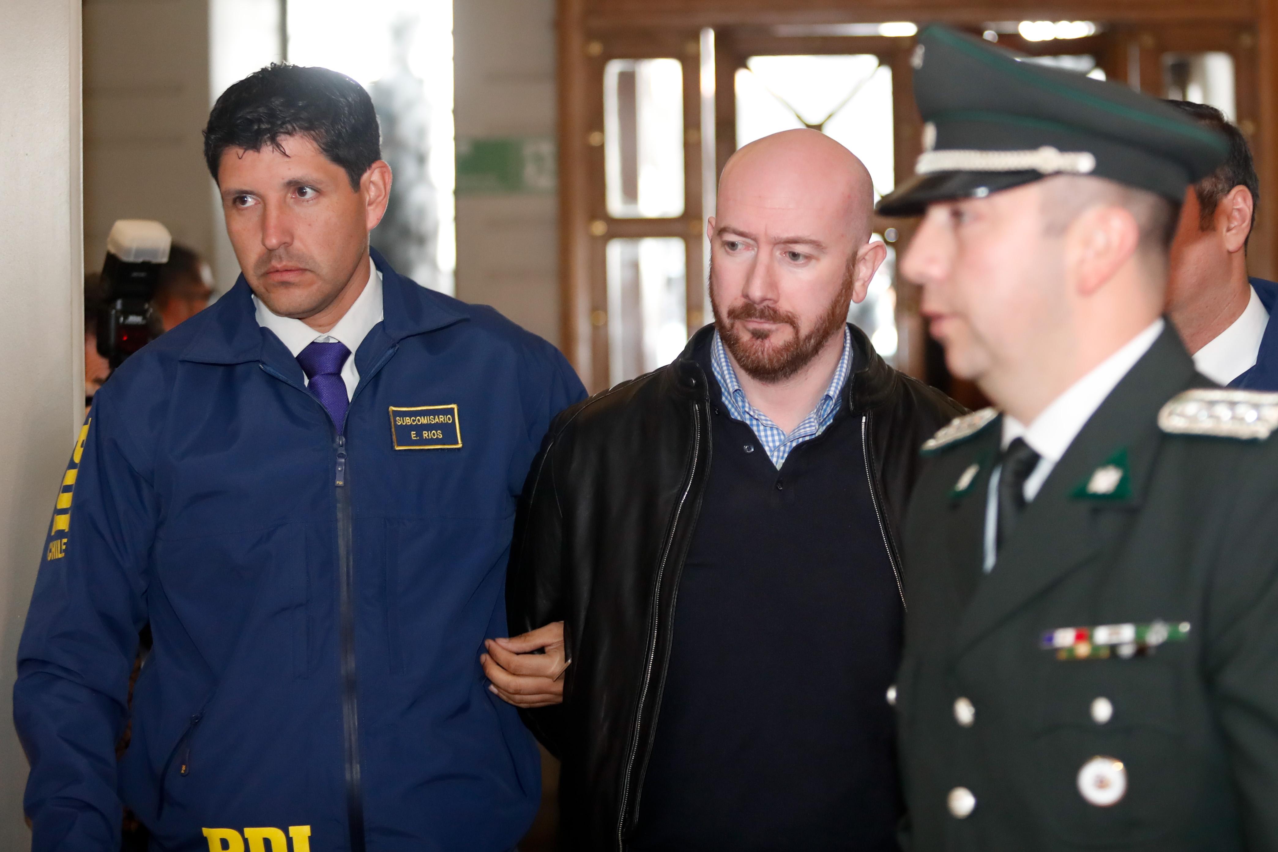Tribunal decide extender en 45 días el plazo de investigación por estafa contra Rafael Garay