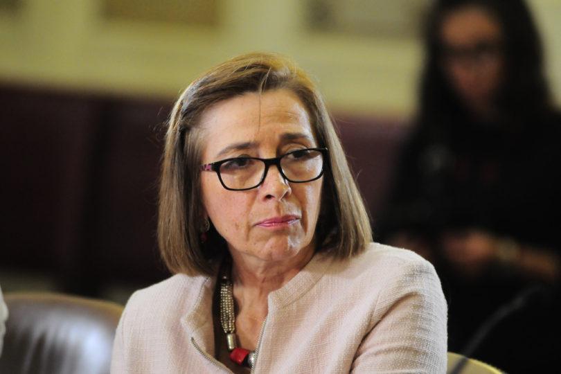 """El mensaje más sincero de ministra de Bachelet """"hija y nieta de pastores evangélicos"""""""