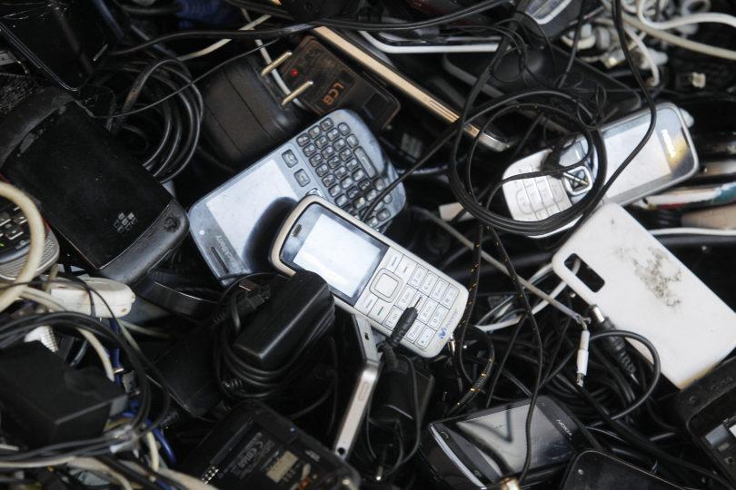 Lanzan campaña de reciclaje electrónico en Arica