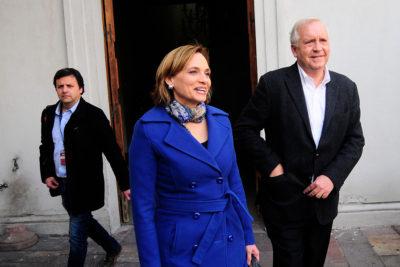 """Jorge Burgos no le cree a la encuesta CEP: """"A nosotros nos dan menos de lo que tenemos"""""""