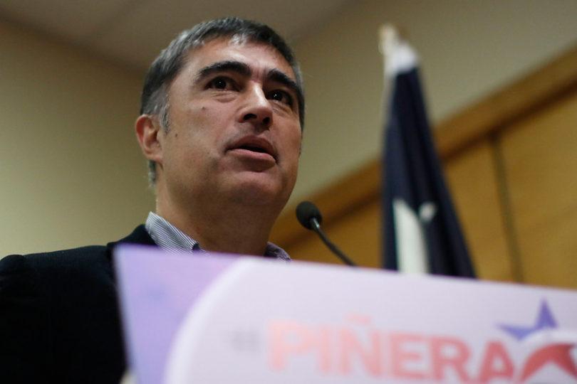 """Secretario general RN y Te Deum Evangélico: """"Es mentira que hubo ofensas hacia la Presidenta Bachelet"""""""