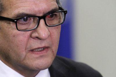 """Ministro Carroza valoró detención de """"El Floro"""""""