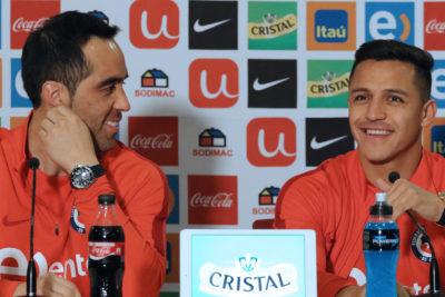 Claudio Bravo reveló qué pasó con Alexis Sánchez tras su fallido traspaso al Manchester City