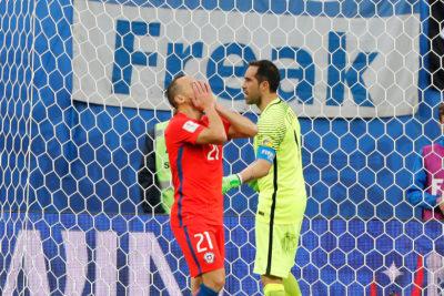 La tristeza de Marcelo Díaz por su sorpresiva exclusión de la Selección Chilena