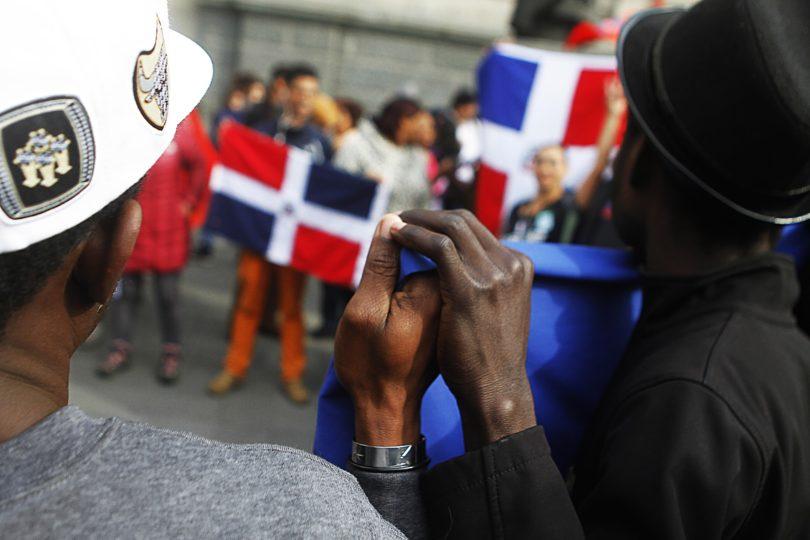 Adimark: la mitad de los chilenos está de acuerdo con la llegada de migrantes al país