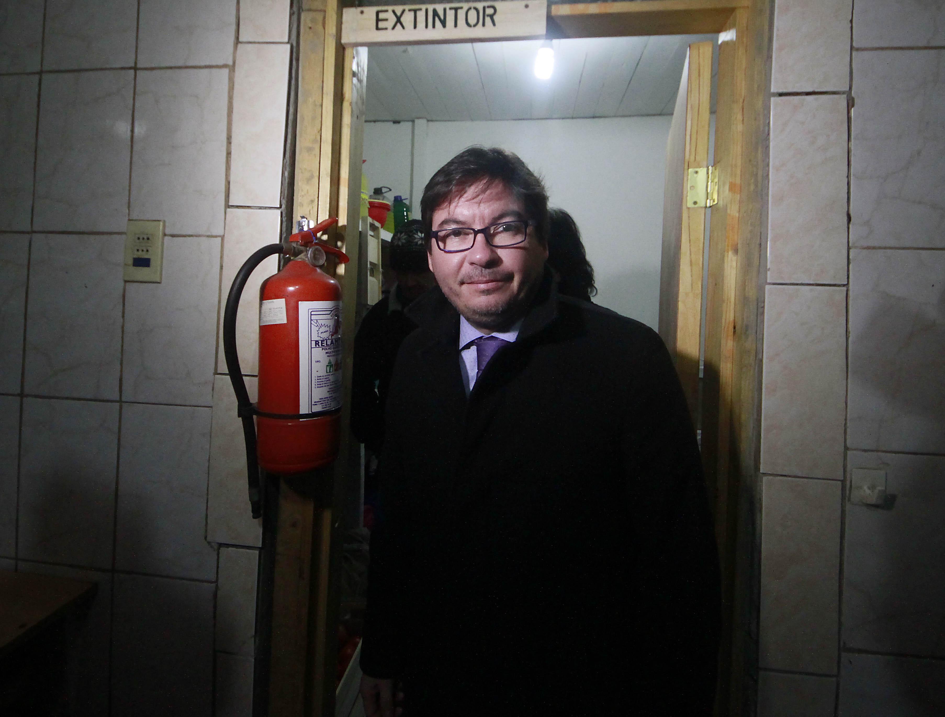 """Ministro Marcos Barraza: """"En La Araucanía no hay terrorismo, sin lugar a dudas lo digo"""""""