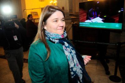 No se pudo: Servel rechazó candidatura a senadora de Marcela Aranda por falta de firmas