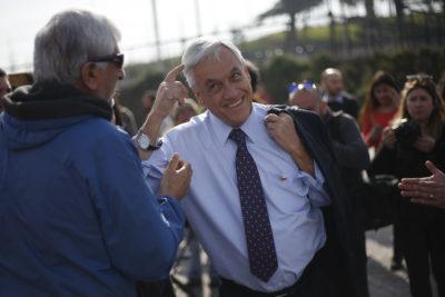 """VIDEO  Volvieron las """"Piñericosas"""": candidato de Chile Vamos protagonizó su primer fail en la región del Ñuble"""