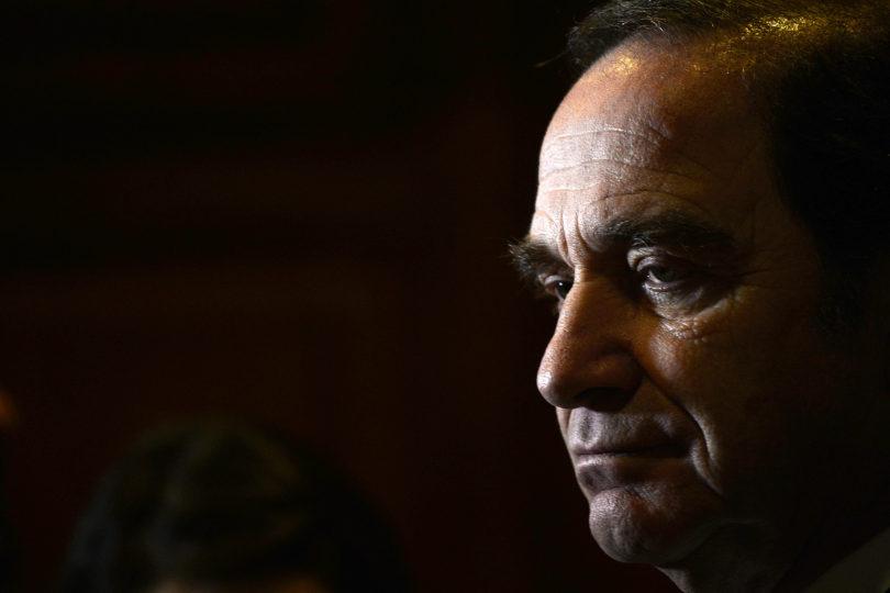 """Hernán Larraín niega """"defensa corporativa"""" al Senado por informes copy-paste"""