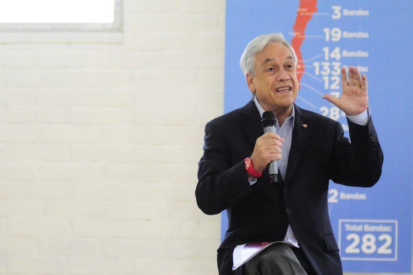 """Sebastián Piñera se mete de lleno al debate por caso Dominga: """"Los ministros dicen cosas totalmente contradictorias"""""""