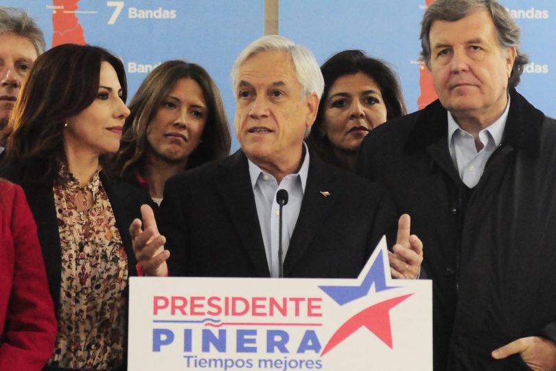 Piñera pide un debate VIP sólo con Guillier y Beatriz Sánchez