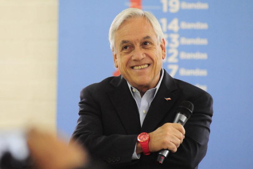 Encuesta Cadem: el 72% cree que Sebastián Piñera será el próximo presidente de Chile
