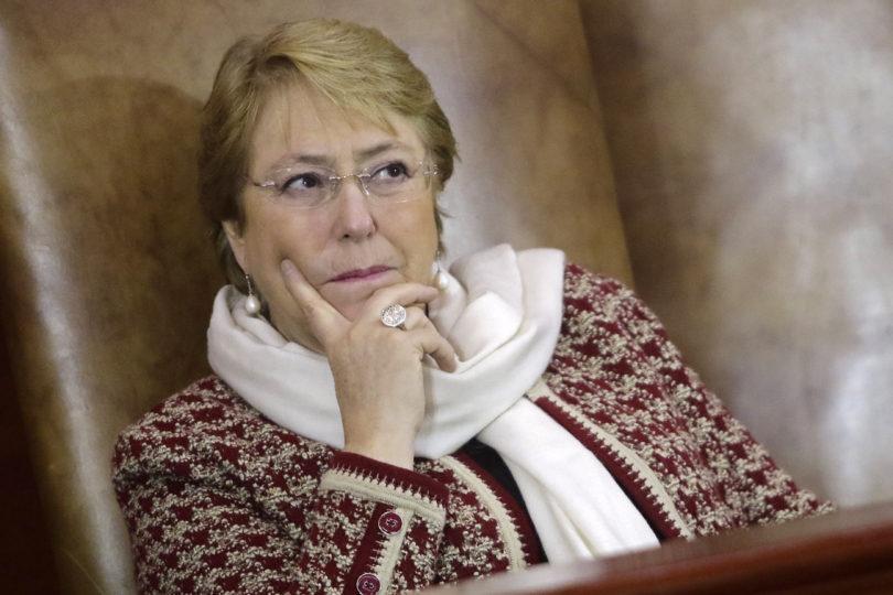 """Bachelet y gratuidad: """"No es un cheque en blanco para cualquiera"""""""