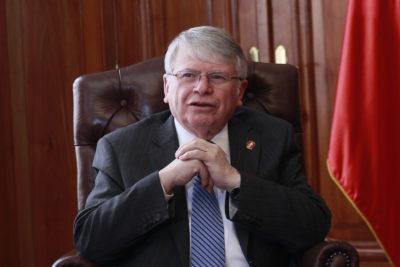 """Presidente de la Corte Suprema y eventual cierre de Punta Peuco: """"No me parece que sea prudente por ahora"""""""