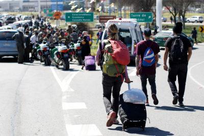 """Organizadores de paro de taxistas podrían ser imputados por """"homicidio culposo"""" en muerte de turista"""