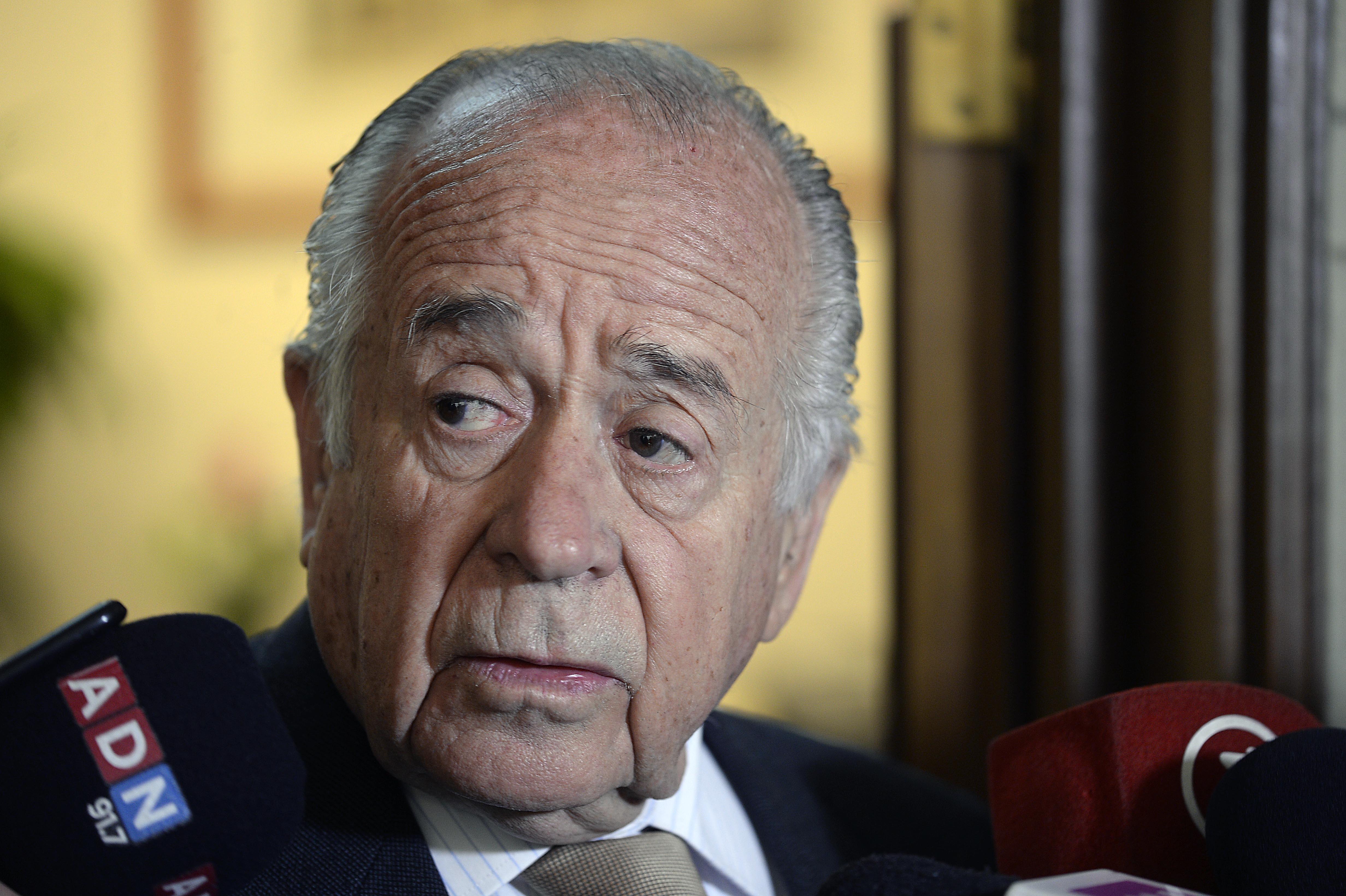 """""""Zaldívar interpone denuncia ante Fiscalía por recibir amenazas de muerte en su contra"""""""