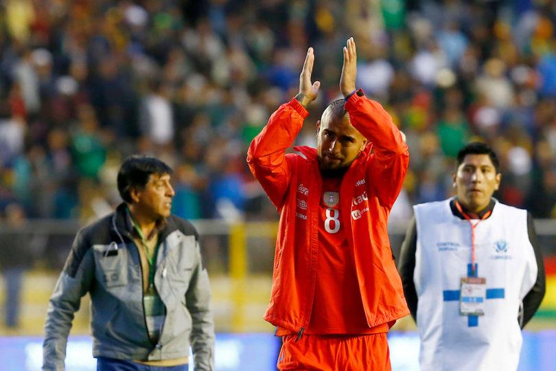 VIDEO+FOTO | Arturo Vidal le puso fecha a su eventual retiro de la Selección Chilena