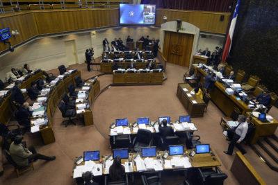 Congreso despacha ley que crea incentivo al retiro para funcionarios de ues. estatales