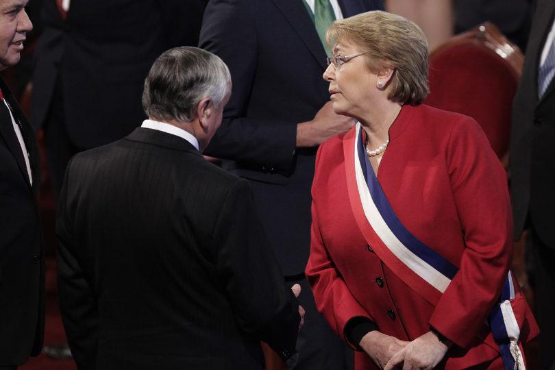 Obispo enviará carta de desagravio a Bachelet tras impasse en Te Deum evangélico