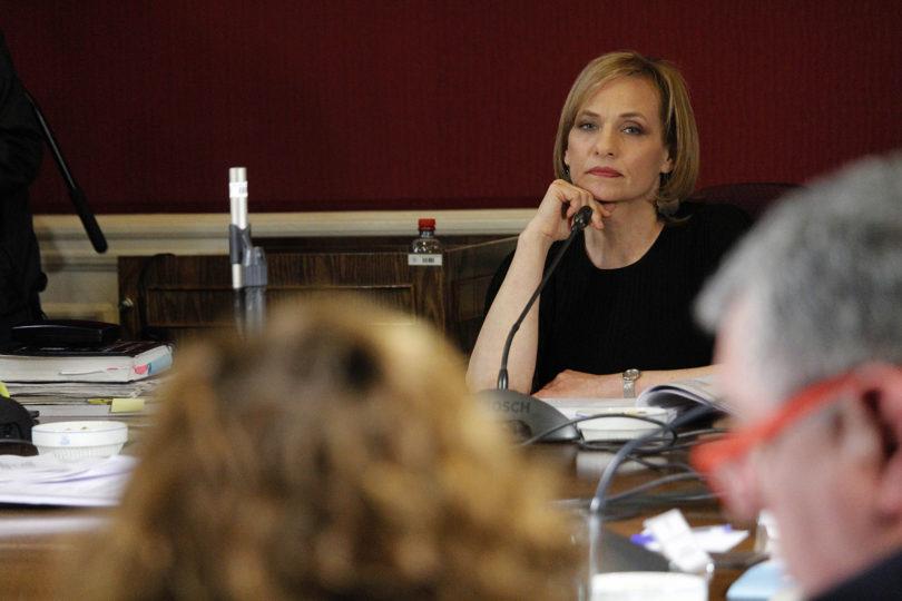 """""""Patria resiliente"""" quedó atrás: Carolina Goic lanza su nuevo slogan de campaña"""