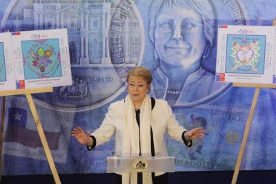 Presidenta Bachelet anuncia conmemoración oficial del centenario de Margot Loyola